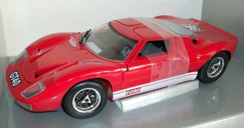 Eagle's Race 1 18 Scale - 2100 Ford GT40 rot    Wir haben von unseren Kunden Lob erhalten.