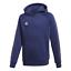 Adidas-Core18-Kids-Hoodies-Juniors-Boys-Sports-Hoodie-Sweat-Fleece-Hoody thumbnail 5