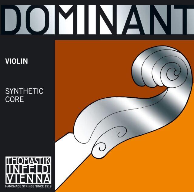 Dominant 4/4 Size Violin String Set (E, A, D, G Strings) - 135