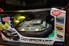 New Tape Sealed RC Hovercraft SPEEDSTER Land and Water Batteries Included ECHO