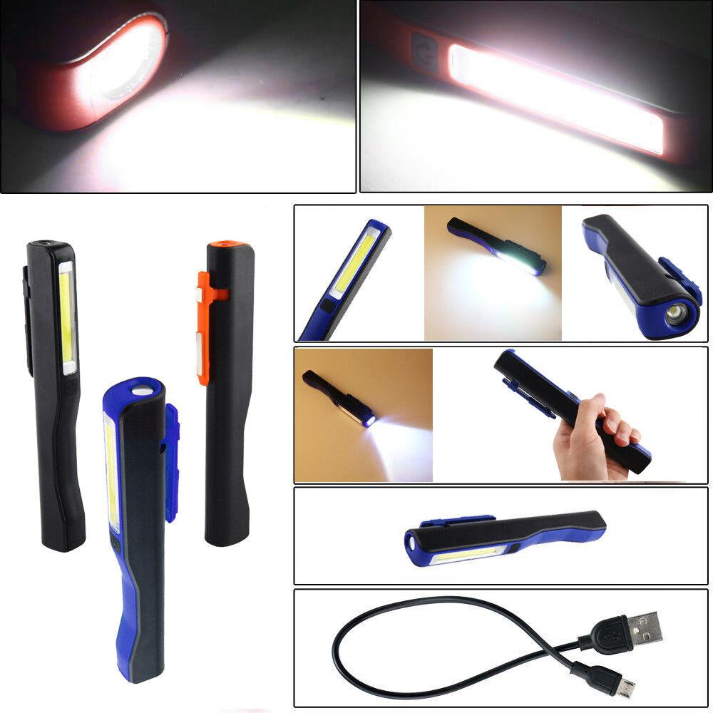 Berner Pen Light-LED 7-1 Micro USB LED Workshop Light