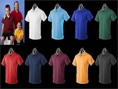 Polo Shirt, Pique Knit,Unisex, Kids,Childrens 4-16,Club, School,Polo,Sport,Women