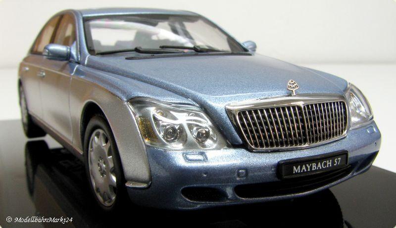 vendite dirette della fabbrica Autoart 56151 Maybach 57 SWB SWB SWB BLU METtuttiIZZATO  per offrirti un piacevole shopping online