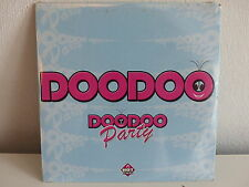 CD SINGLE DOODOO Doodoo party 3297750010718