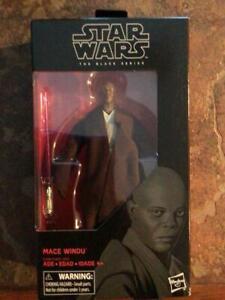 """New Star Wars Black Series 6"""" Mace Windu Jedi Master"""