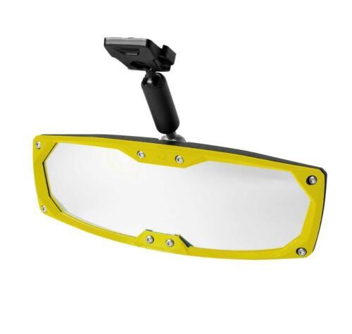 2017-2018 Can-Am Defender HD5 Seizmik UTV Rear View Mirror Yellow