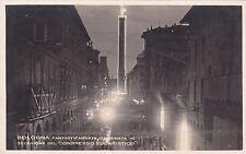 BOLOGNA - Illuminata per il Congresso Eucaristico - Foto Cartolina G.Vettori