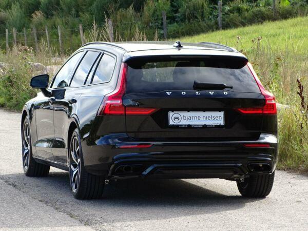 Volvo V60 2,0 T6 ReCharge R-Design aut. AWD - billede 2