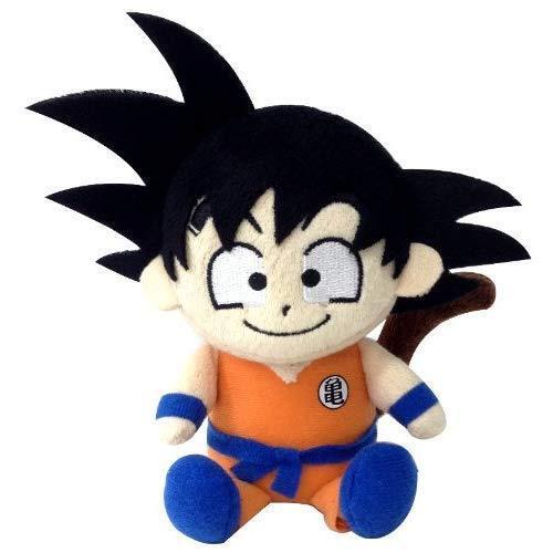 Bandai Bola de Dragon Dbz Kai Mini Muñeca de la Felpa - 5.5  Son Goku Peluche