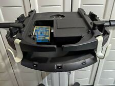 Sonosite Edge Docking Cart With Triple Transducer Connect Quick Release