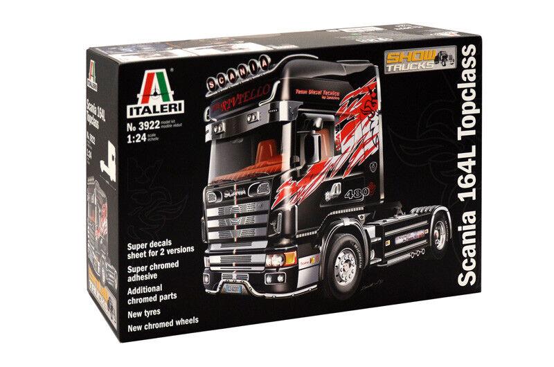 Italeri 1 24 Scania 164L Topclass