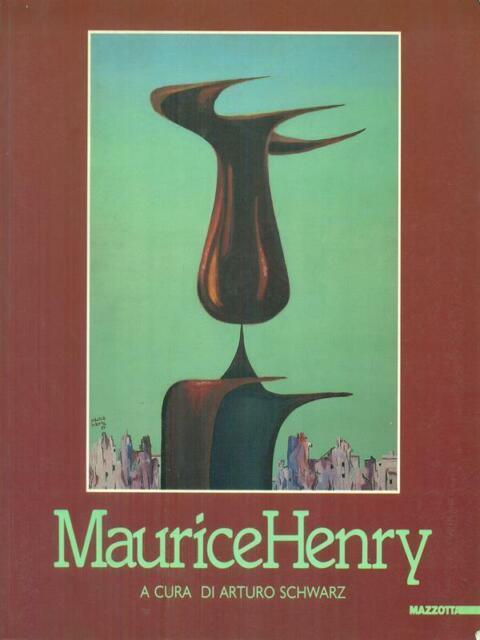 MAURICE HENRY  SCHWARTZ ARTURO MAZZOTTA 1993