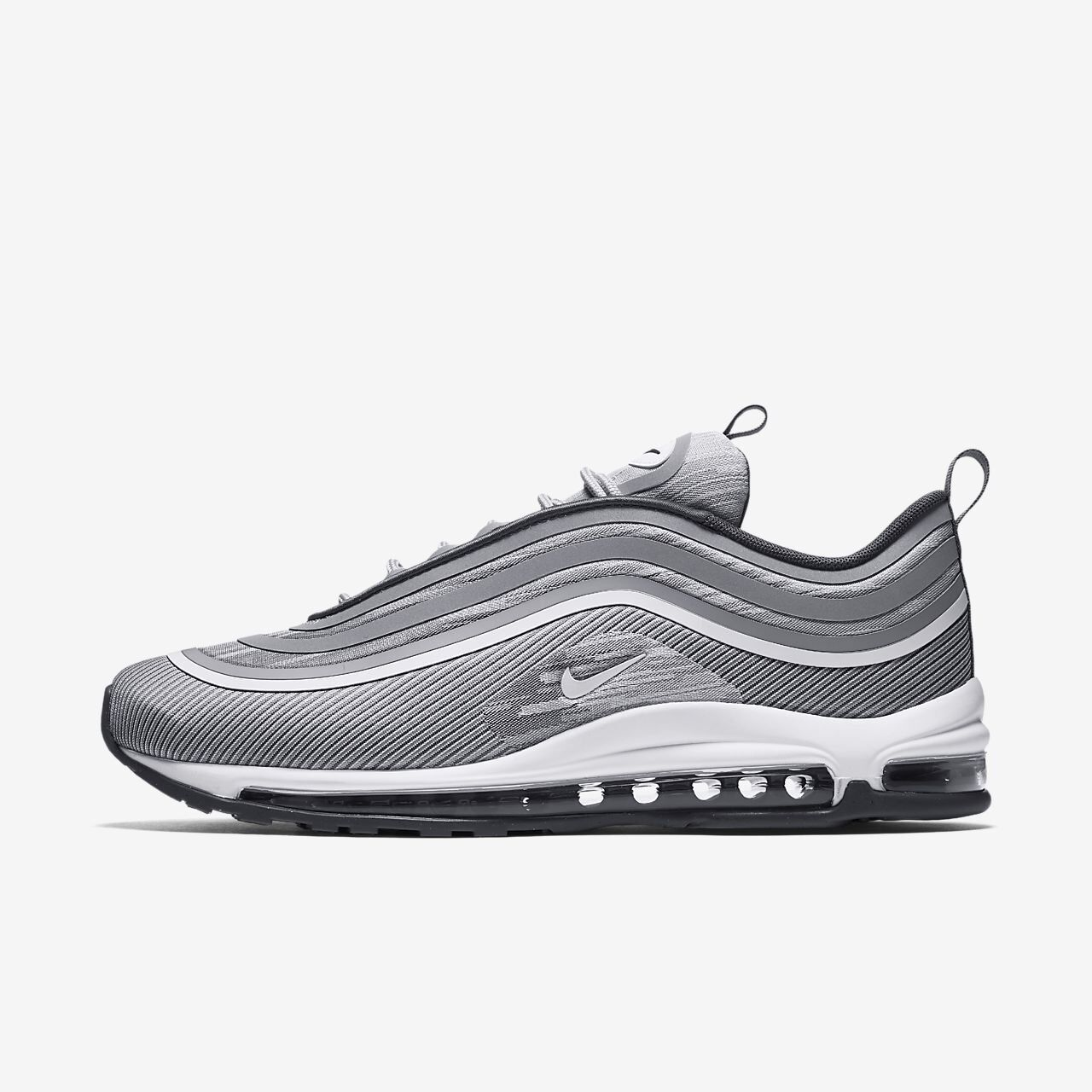 Nike Men Air Max 97 Ultra '17 Running Shoes 918356-007 US7-11 Cheap and beautiful fashion