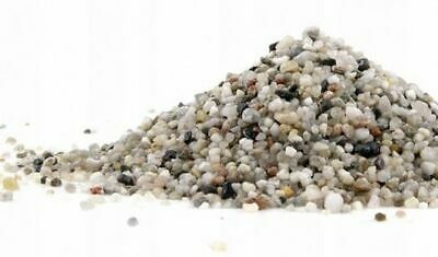 Aquarium Silica Sand Decoration Substrate Fish Tank Natural Gravel Ideal for Plants GREY SILICA 2-3mm 30kg