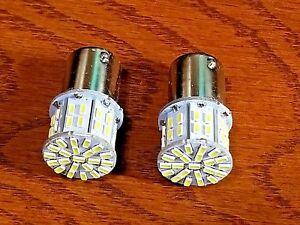Pair-2-NEW-LED-light-bulbs-for-Deere-425-445-455-345-335-325-190-155-145-115