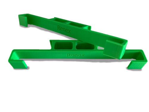 fs 800 2 Halter passend für Festool Führungsschiene am Systainer T-loc fs 1400