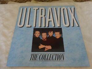 Ultravox-The-Collection-LP-Original-Album-LP-Record-Vinyl-UTV1