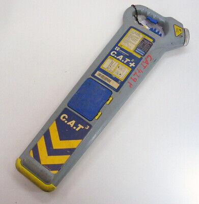 CAT 3 Leitungssucher Kabelortung Kabelsuchgerät Radiodetection