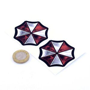 Umbrella-Corp-Autocollant-resident-evil-Autocollant-Voiture-Fenetre-Ordinateur-Portable-Vinyle-50-mm