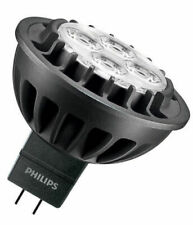 10 X Philips Master LED MR16 460 lumens (GU5.3) 7W DIMMABLE 4000K RETROFIT 36D