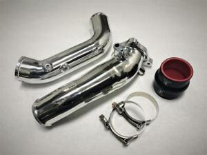 Details about Evolution Racewerks BMW B46 / B48 Polished Charge Pipe  Upgrade Kit