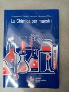 La chimica per maestri - Libro Cortina
