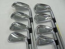 New Mizuno MP H4 Iron set 3-PW KBS Tour C-Taper Stiff flex steel MPh4 Irons