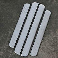 Stainless steel bumper protection 4 DOOR TRIM FOR  Kia Carens 2013-2014-2015