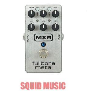 MXR-M-116-Fullbore-Metal-Distortion-Guitar-Effects-Pedal-M116-OPEN-BOX