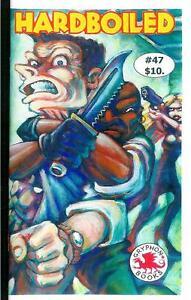 HARDBOILED #47 Gary Lovisi, ed. new US Gryphon hard crime digest mag LAST ISSUE | eBay