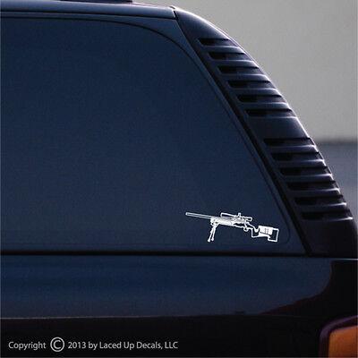 M40 Sniper Rifle Vinyl Decal,M40A1,M40A3,M40A5,USMC,Army,Marine Corps,SM