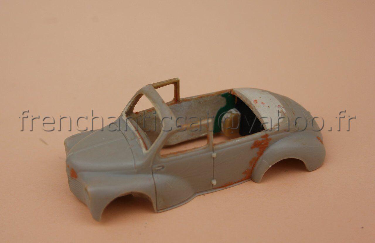 WI  prototype de base Labourdette collector 1 43 Heco miniatures voiture résine