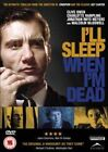 I'll Sleep When I'm Dead 5060049147048 With Malcolm McDowell DVD Region 2