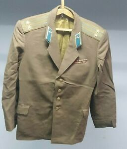 ORIGINAL-lieutenant-colonel-JACKET-SOVIET-USSR-Army-MILITARY-Soldier-Uniform