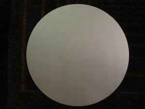 """Circle .125 1//8/"""" 5052 Aluminum Aluminum Disc x 2/"""" Diameter Round"""