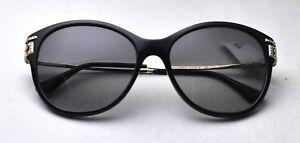 742b22a38b Versace MOD. 4316-B GB1 11 Black Sunglasses 57-17-140 2N  NEW  Made ...