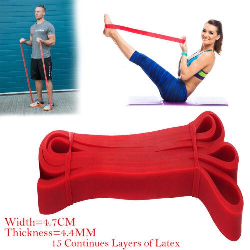 3 m Séance D/'entraînement De Résistance En Caoutchouc Sangle Extensible Exercice Gym Fitness Yoga Unisx