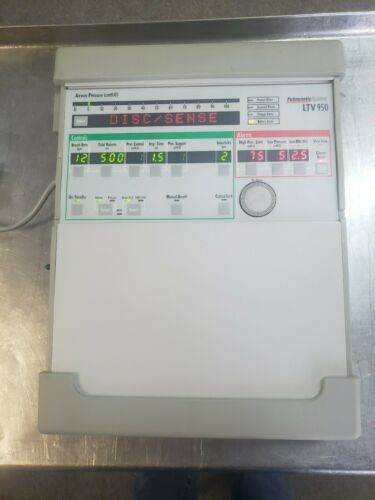 Pulmonetics-Ltv950-Ventilator-With-Warranty