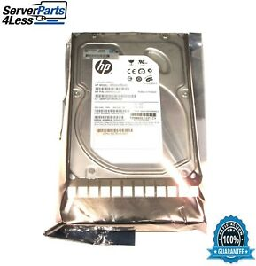 782995-001 HP 6TB 6G SAS 7.2K LFF Mid Line Hot Plug HDD 782669-B21 NEW 0 HOURS