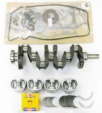 Nissan 2.5 QR25DE Crankshaft , Piston, Rings Barings ,Full Set Gasket 2002-2006