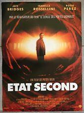 Affiche ETAT SECOND Fearless PETER WEIR Jeff Bridges 40x60cm*