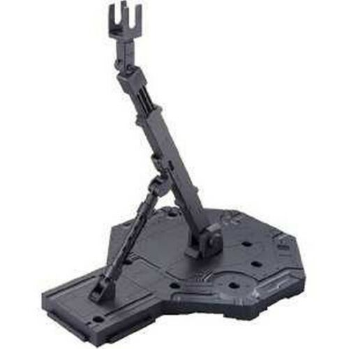Action Base 01 Black GUNPLA GUNDAM Model Kit  BANDAI