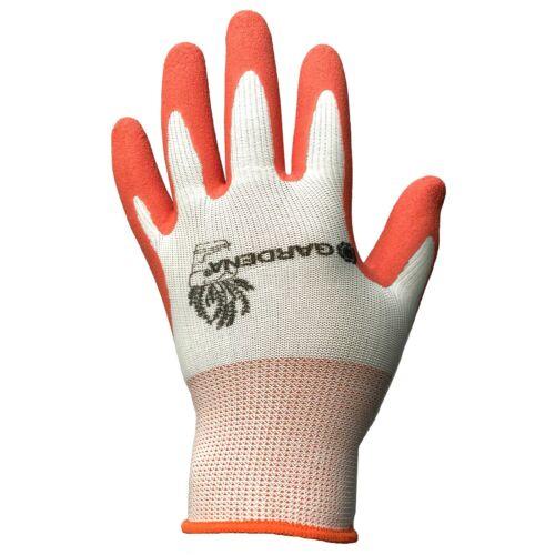Color BBH Grp GARDENA Latex coating on polyester liner Gardening Gloves Assort