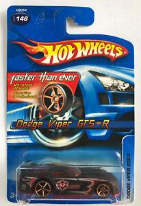 2005-HOTWHEELS-FTE-piu-velocemente-che-mai-le-ruote-Dodge-Viper-GTS-R-molto-RARA