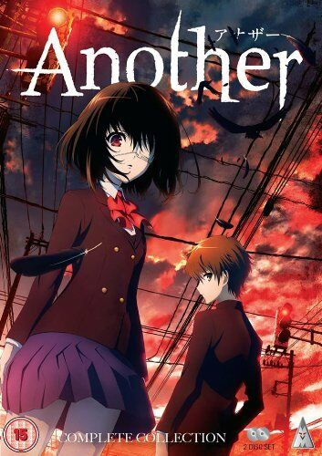 Another Complete Series Collection DVD New & Sealed ANIME Region 2 MVM