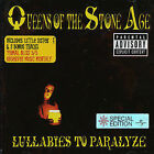 Lullabies to Paralyze [Bonus Tracks] [PA] by Queens of the Stone Age (CD, Mar-2005, Universal International)