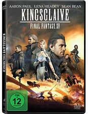 DVD ° Kingsglaive - Final Fantasy XV ° NEU & OVP