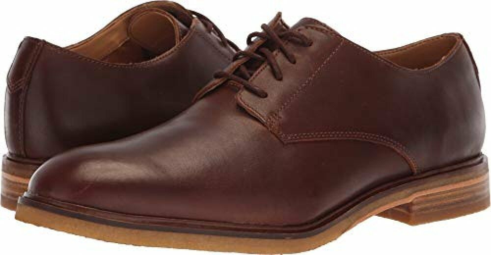CLARKS Men's Clarkdale Moon Suede Oxfords
