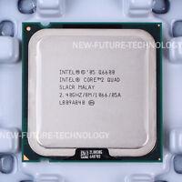 Intel Core 2 Quad Q6600 2.4 GHz 1066 MHZ SLACR LGA 775 CPU Processor Tested