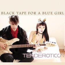 BLACK TAPE FOR A BLUE GIRL Tenderotics CD Digipack 2013 LTD.1000